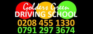 Golders Green Driving School, London